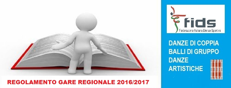 REGOLAMENTO REGIONALE